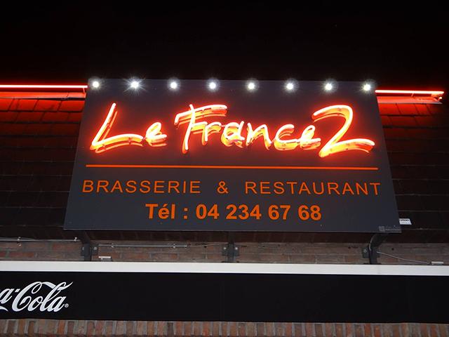 Menu restaurant Liège